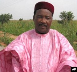 Niger opposition coalition is fighting Tandja's rule