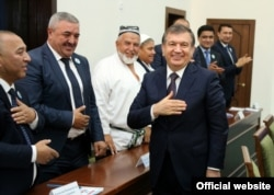 Shavkat Mirziyoyev bir yil oldin prezidentlikka saylangan edi