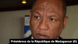Christian Ntsay, le nouveau Premier ministre de Madagascar. (Facebook/Présidence de la République de Madagascar)
