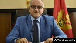 Ministar vanjskih poslova Crne Gore Srđan Darmanović (gov.me)
