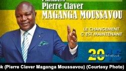 Pierre Claver Maganga Moussavou, le vice-président, viré par le président gabonais Ali Bongo.