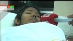 2013-05-11 美國之音視頻新聞: 孟加拉大樓坍塌被困者奇跡生還