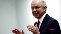 美國傳媒稱塞申斯與俄羅斯大使談過政策問題 (粵語)