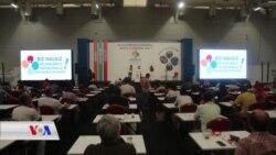 Konferansa Demokrasî li Stenbolê bi Dehan Pispor Civandin