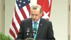 Obama Erdoğan zirvə görüşü