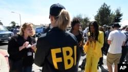 27 Nisan 2019, Poway, California, ABD - Sinegagoga düzenlenen saldırının ardıdndan