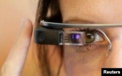 Google Glasses -Google Eynəyi
