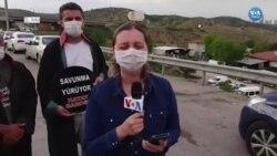 """""""Savunma Yürüyor"""" Ankara'da"""
