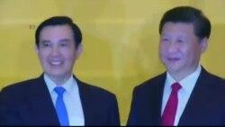 两岸领导人历史性会晤实录