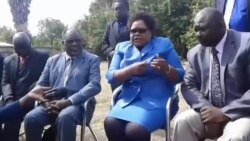 Mujuru Says Opposition Unity Crucial Ahead of 2018 General Elections