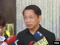 台湾在野党时代力量立委徐永明