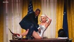 Passadeira Vermelha #49: Lady Gaga fala sobre R. Kelly, Alicia Keys a comandar os Grammy, sequelas de filmes de Eddie Murphy e Will Smith