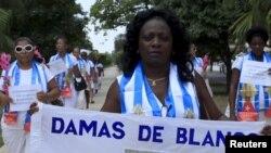 """""""O tempo dirá se haverá mudanças em Cuba"""", diz Berta Soler - 2:39"""