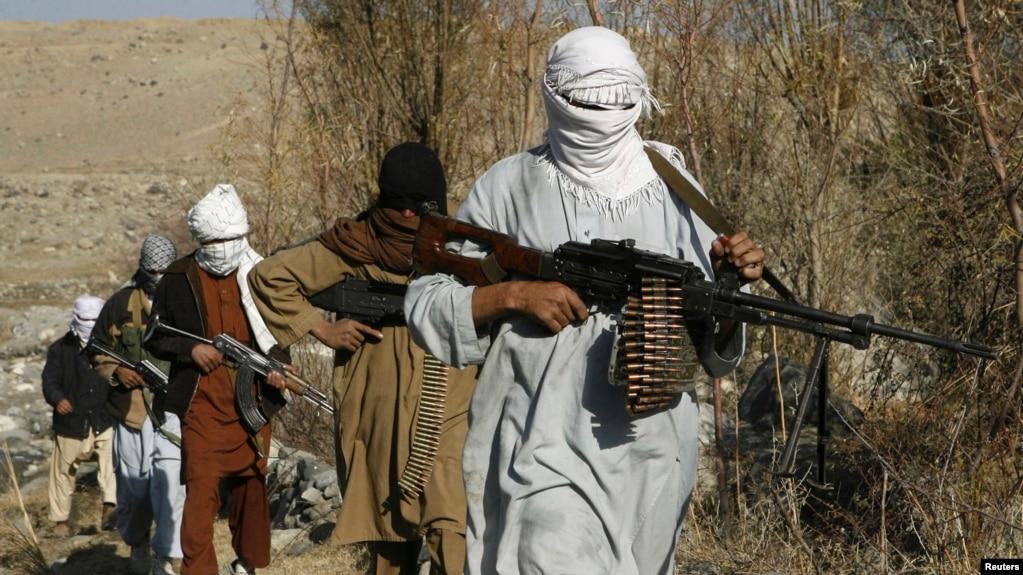 တာလီဘန္တပ္သားမ်ား