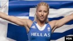 یونانی ورزشکار پاراسکوی پاپا کریسٹو