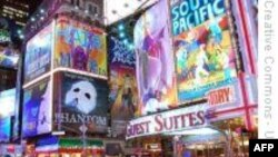Đón năm mới 'Xanh' tại Times Square