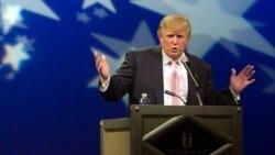 ترامپ با انتخابات جدی از سوی هم حزبی های خود مواجه شده است.