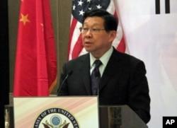 中国商务部长陈德铭