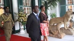Interview With Godfrey Tsenengamu