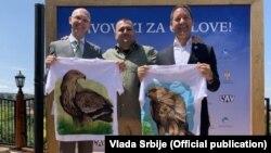 Kampanja Lavovski za orlove u cilju povećanja broja jedinki orlova krstaša, Foto: official website
