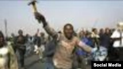África do Sul após a onda de violência