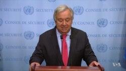 EE.UU condena a Venezuela y Cuba durante confirmación de Bachelet en la ONU