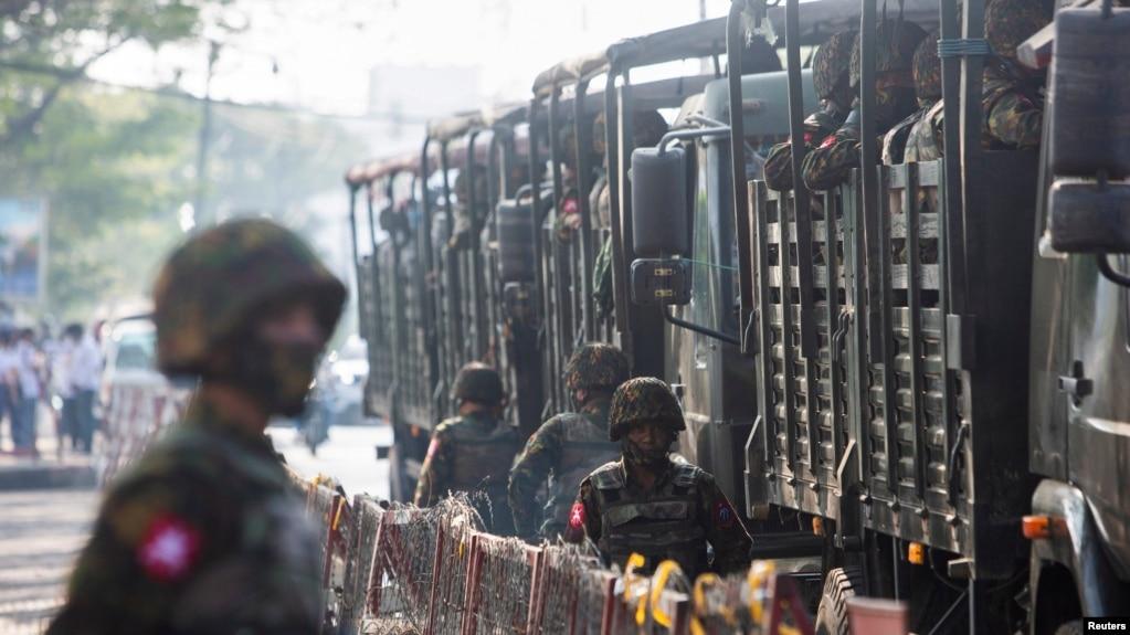 DateifotoDie Gräueltaten des Militärregimes in Myanmar sind Verbrechen gegen die Menschlichkeit