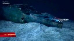 Tàu ngầm lặn sâu 4000m, khám phá đại dương đầy bí ẩn
