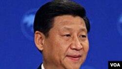 Xi Jinping, wapres Tiongkok, tampak dipersiapkan untuk menjadi presiden Tiongkok.