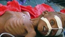 کمک های غذايی سازمان ملل در منطقه تحت کنترل الشباب در سومالی