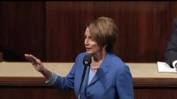 2013-10-02 美國之音視頻新聞: 共和黨提出重開部分政府設施建議受挫