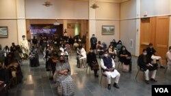 ওয়াশিংটনস্থ বাংলাদেশ দূতাবাসে শহীদ দিবস ও আন্তর্জাতিক মাতৃভাষা দিবসপালিত