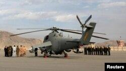 انتظار می رود در فهرست تجهیزات رقم بیشتر هلیکوپتر های نظامی شامل باشد.