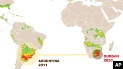 Поглед во иднината среде климатските промени