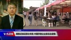 VOA连线(叶兵):美推迟加征部分关税 中国学者企业家反应谨慎