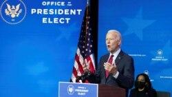 Guyyaa gammachuu filamuu Joe Biden bara 2021 namii hedduun TV irraa daawwata fakkaata
