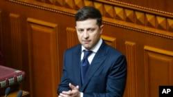 Президент України Володимир Зеленський звернувся до парламентарів з закликом підтримати законопроект