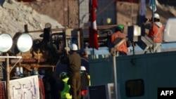 Şilili Madencilere Ulaşıldı