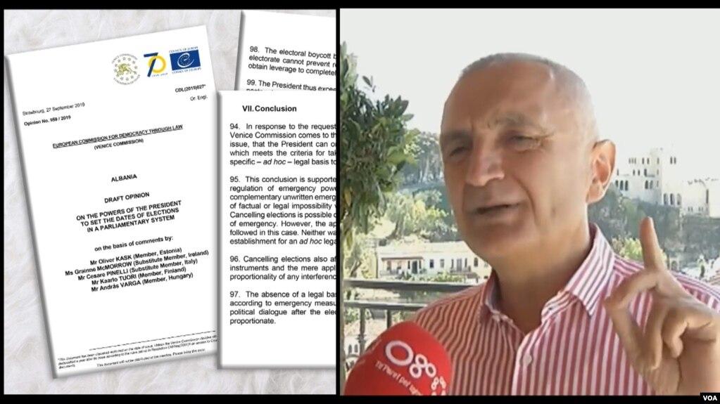 Meta kritika të ashpra Komisionit të Venecias