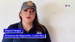 Directora de Migración Costa Rica