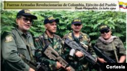 Un reportaje de la revista colombiana Semana afirmó que líderes disidentes de las extintas Fuerzas Armadas Revolucionarias de Colombia (FARC) se esconden en Venezuela.[Foto: Archivo]