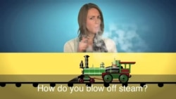English in a Minute: Blow Off Steam