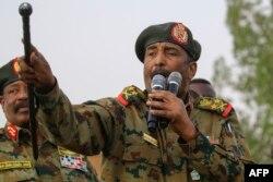 Jenderal Abdel Fattah al-Burhan. (Foto: dok).
