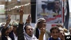 یمن: حکومت کے حامیوں کے تشدد سے 22 خواتین زخمی