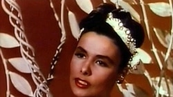 """Lena Horne in the 1946 film """"Till the Clouds Roll By"""""""