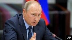 El presidente ruso, Vladimir Putin, no asistirá a la Asamblea General de la ONU este mes en Nueva York.