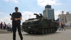 တူရကီအာဏာသိမ္း ဆက္စပ္ထိန္းသိမ္းခံရသူ ၆,၀၀၀ နီးပါးရွိၿပီ