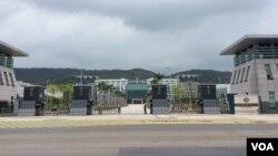 台灣國防部大樓 (申華 拍攝)