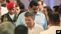 La relación entre Venezuela y Colombia ha estado marcada históricamente por las diferencias.