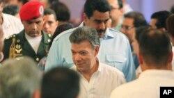 María Ángela Holguín contradijo que ambos presidentes habían acordado la medida durante una reunión el 1 de agosto.